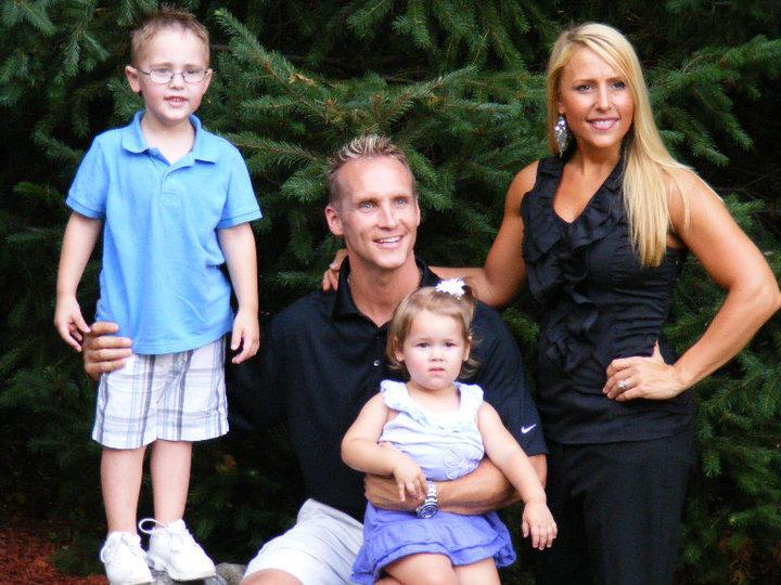 Chalene johnson family